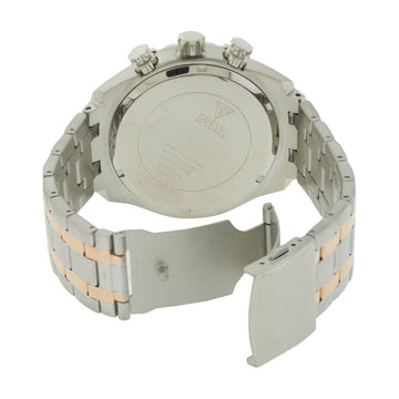 Guess U0522G4 Two Tone Stainless Steel Men's Chrono Watch