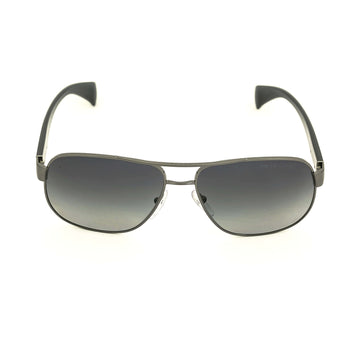 Prada PR52PS 5AV5W1 61 Gunmetal Metal Frame Men's Sunglass