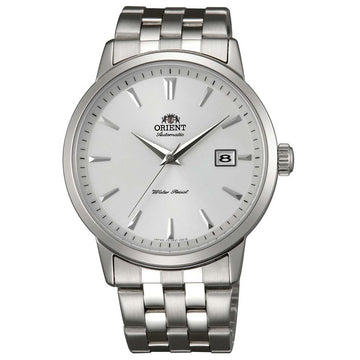 Orient Men's Automatic Stainless Steel Watch - Symphony White Dial | ER2700AW