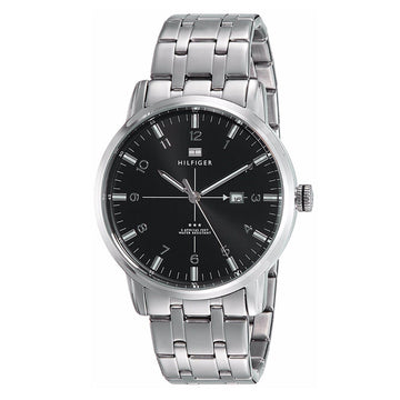 Tommy Hilfiger 1790963 Classic Black Dial Men's Steel Watch