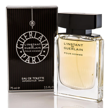 L'instant De Guerlain For Men EDT 2.5oz (75 ml)