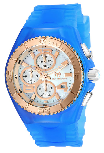 Technomarine Women's Watch Quartz - Cruise JellyFish MOP Dial | TM-115270