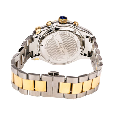 Ferragamo F78LCQ9501S095 Men's Two Tone Yellow Steel Watch
