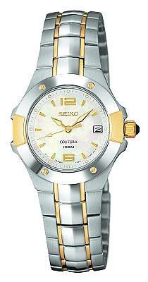 Seiko Women's Coutura Watch SXD654