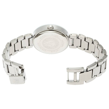 Anne Klein 1363SVSV Women's Quartz Diamond Silver Dial Bracelet Watch