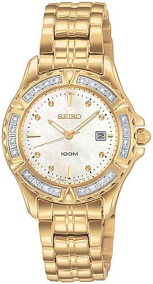 Seiko Women's Bracelet Watch SXDB02