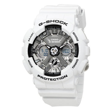 Casio GMAS120MF-2A G-Shock Men's World Time Ana-Digi Watch