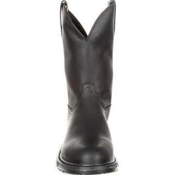 Rocky Men's Boot - Black Oil Leather | RKW0231