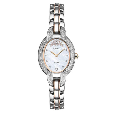 Seiko SUP327 Tressia Misty Copeland Women's Diamond Watch