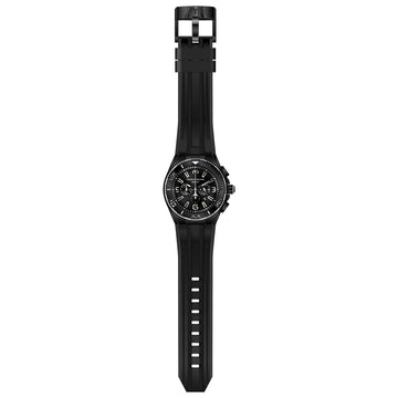 Technomarine TM-115056 Men's Cruise Vision Black Silicone Strap Chrono