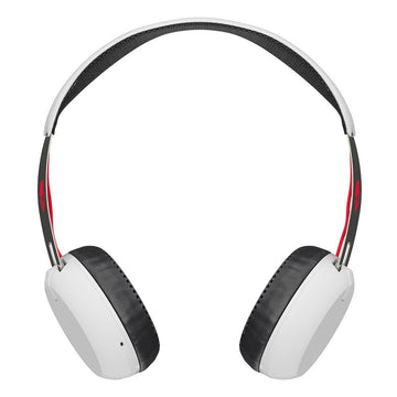 Skullcandy S5GBW-J472 Grind Wireless Bluetooth On-Ear White Headphones