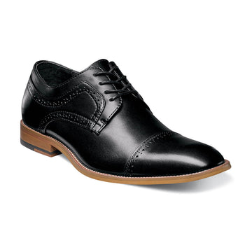 Stacy Adams 25066-001 Men's Dickinson Black Oxford