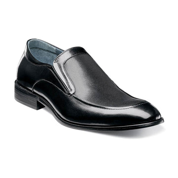 Stacy Adams 25150-001 Men's Jace Black Slip-On
