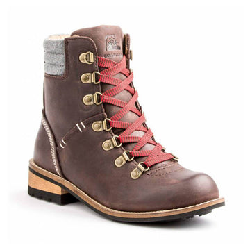 Kodiak Women's Waterproof Boots - Surrey II Brown Hiker Style | 722260