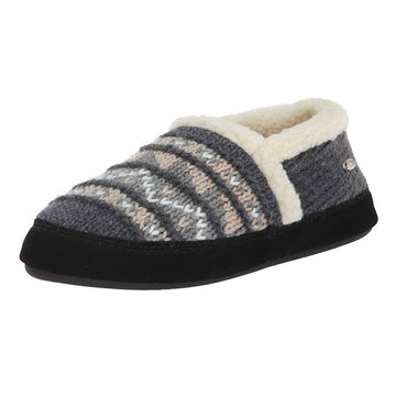 Acorn Women's Slipper - Nordic Moc Nordic Grey | A18605