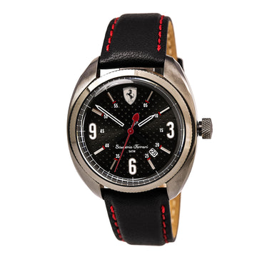 Ferrari 830207 Men's Black Strap Formula Sportiva Watch