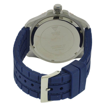 Guess U0798G2 Iconic Men's Multifunction Blue Strap Watch