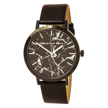 Christian Paul MR-01 Men's The Strand Marble Black Watch