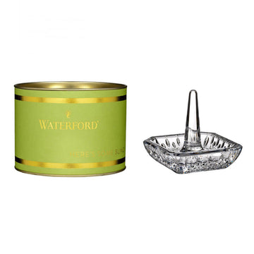 Waterford 40000174 Giftology Lismore Square Crystal Ringholder