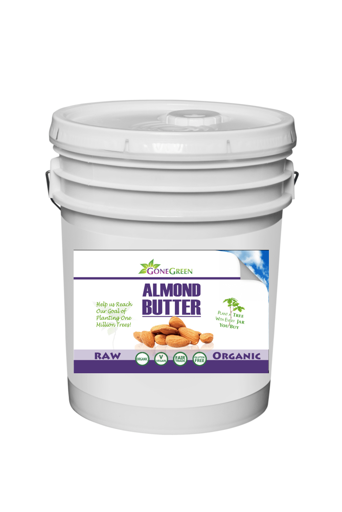 Raw Organic Almond Butter Bulk