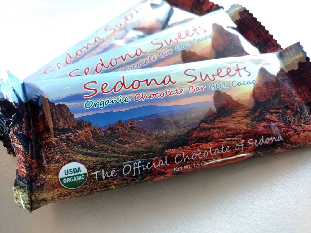 Sedona Sweets Chocolate Bar