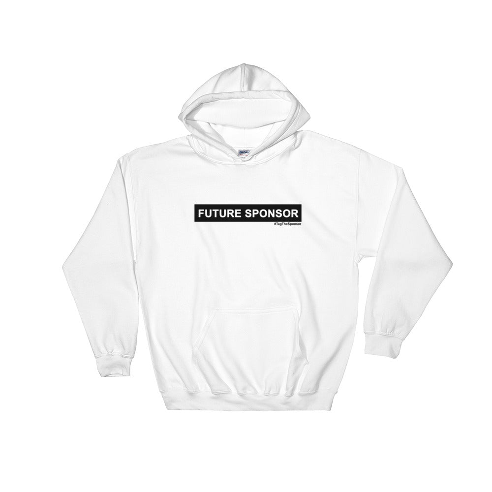 Future Sponsor (Black) (Multiple Colors) Hooded Sweatshirt