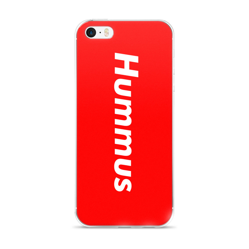 Hummus iPhone Case