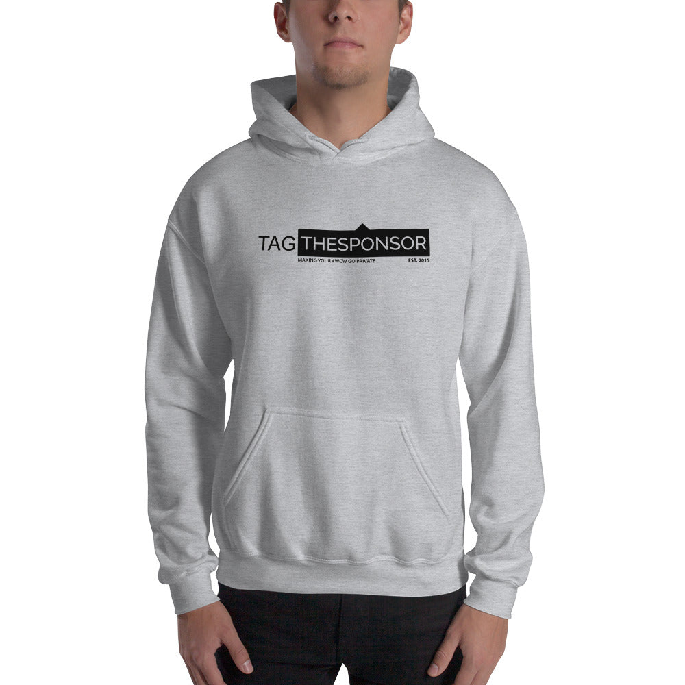 TagTheSponsor Hooded Sweatshirt