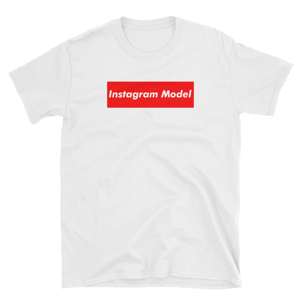 Instagram Model (Multiple Colors) T-Shirt