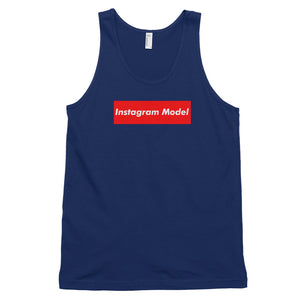 Instagram Model (Multiple Colors) Classic tank top (unisex)
