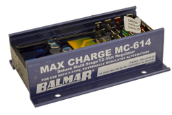 Balmar Regulators and Charge Control