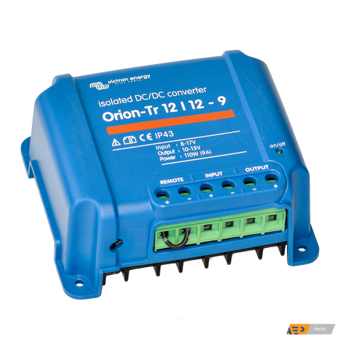 Orion-Tr Isolated 12/12-9 (110W) Converter