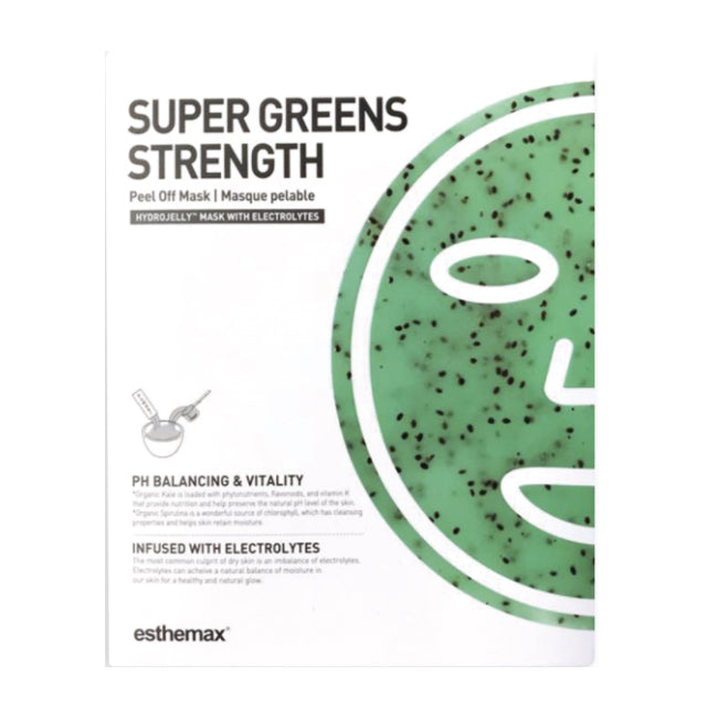 Super Green Strength