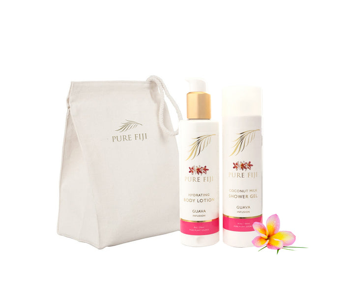 Body Lotion & Shower Gel Bag