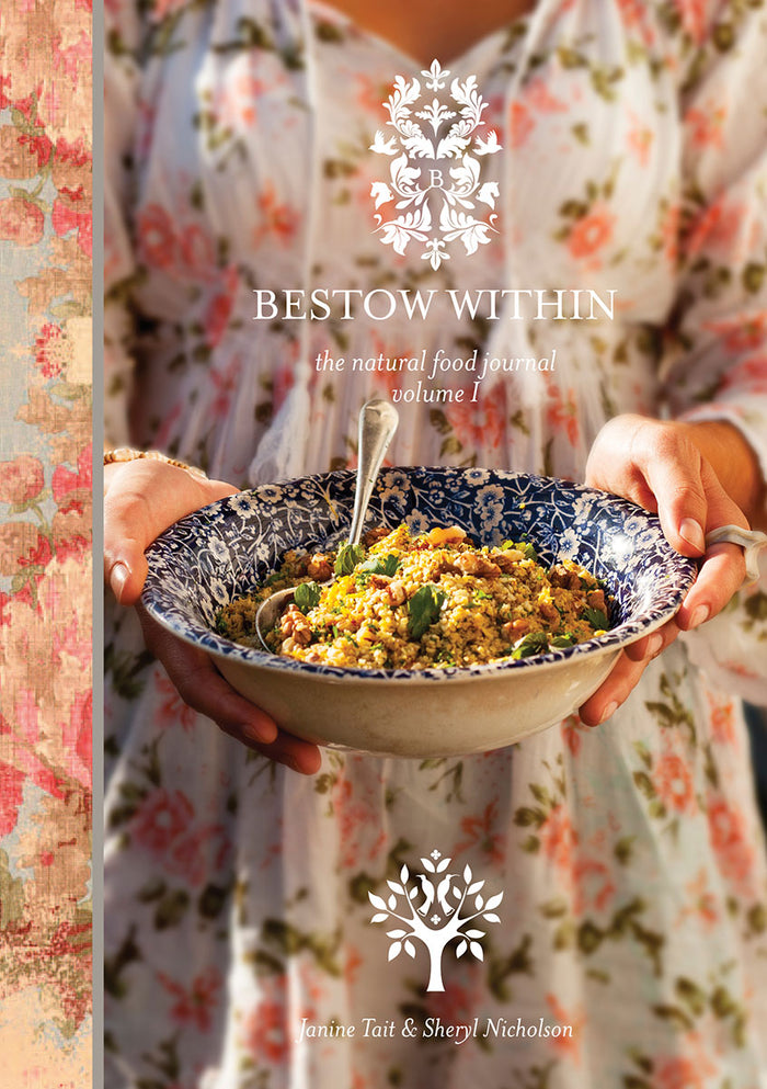 Bestow Within 1 Recipe Books