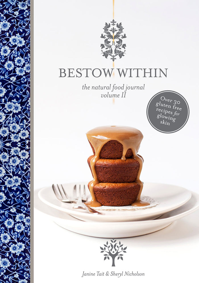 Bestow Within 2 Recipe Books