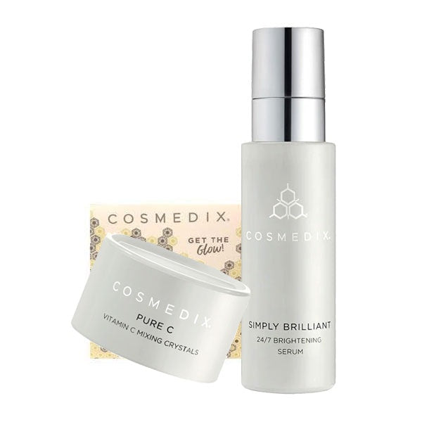 Cosmedix  Christmas Brightening Kit
