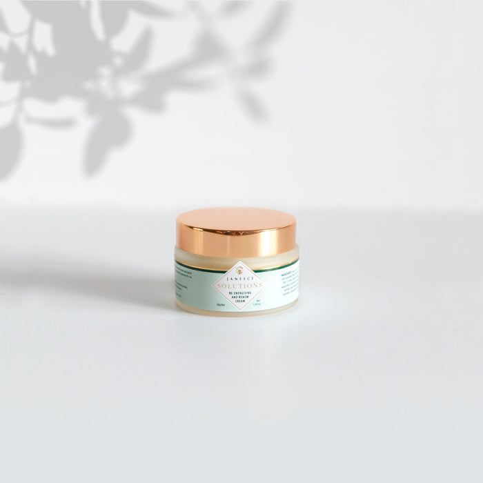 Solutions Re-energising & Renew Cream 50mL
