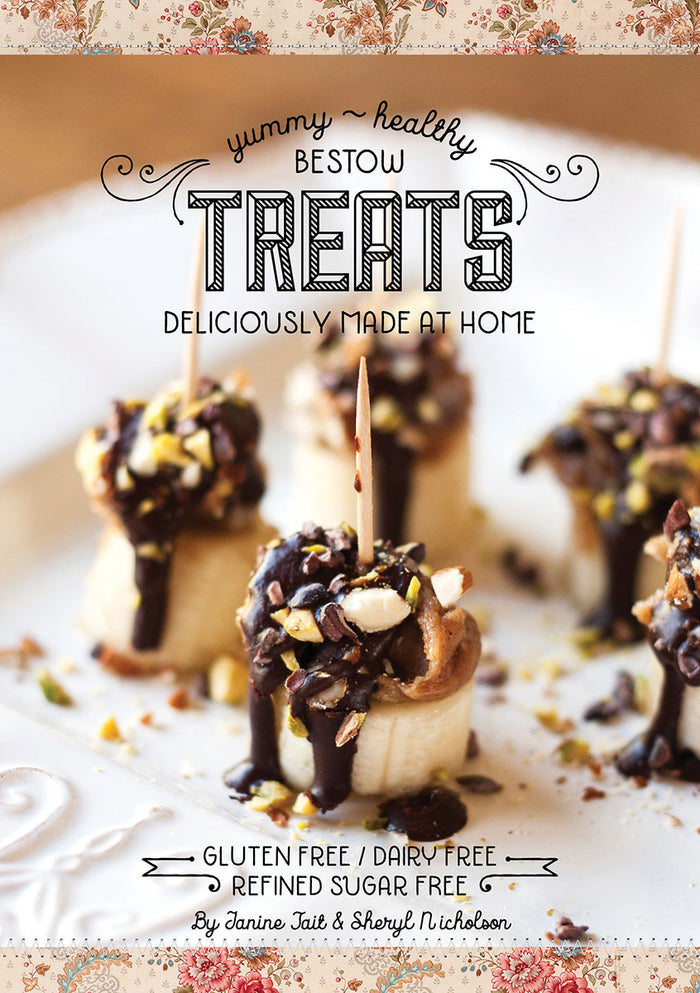 Bestow Treats 1 Recipe Books