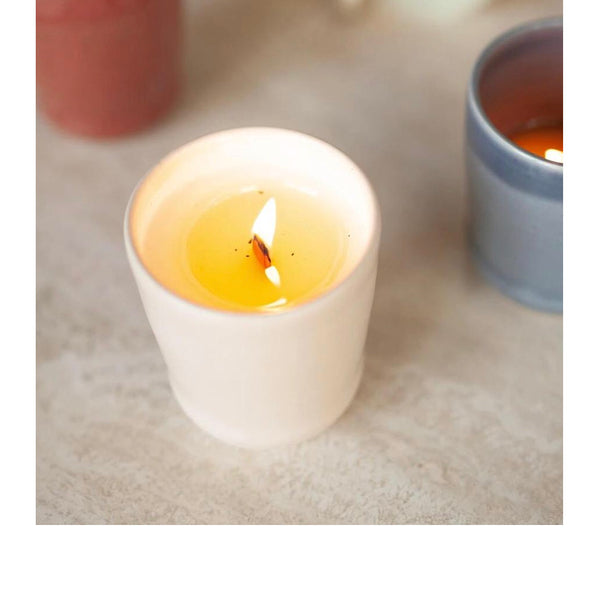 Gardenia + Lemongrass Candle