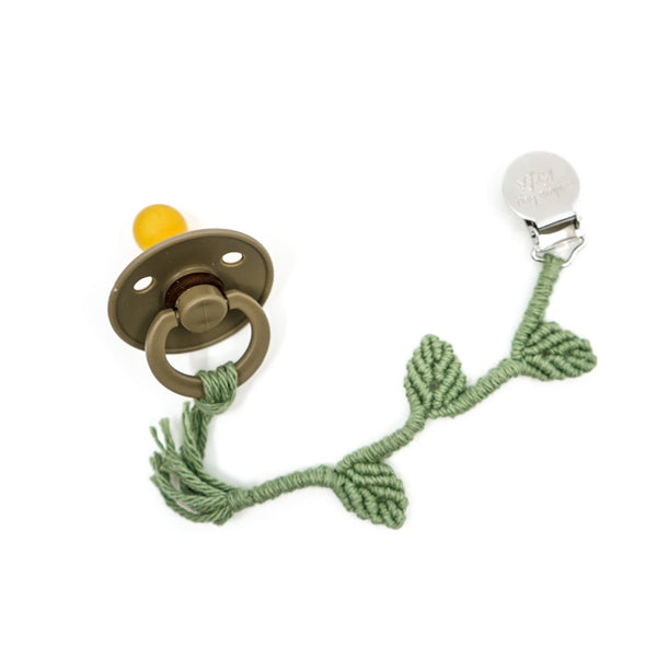 Green Plant Soother Clip