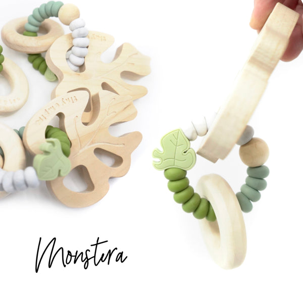 silicone teether Anneau dentition teething toy
