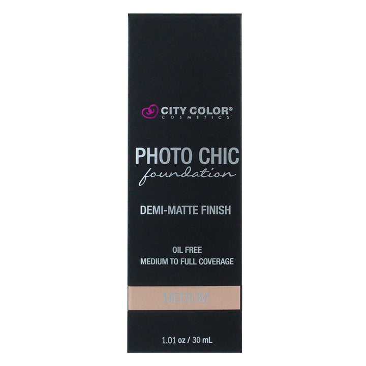 Photo Chic Foundation by city color #7