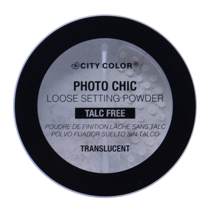 Photo Chic Loose Setting Powder