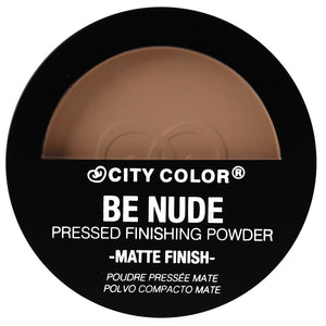 Be Nude Pressed Finishing Powder