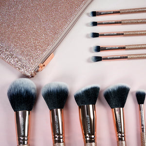Rosé Everyday Brush Set