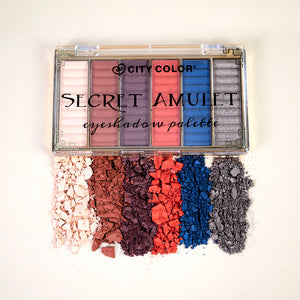 Secret Amulet Eyeshadow Palette