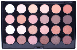 Matte and Shimmer 24 Shade Shadow Palette