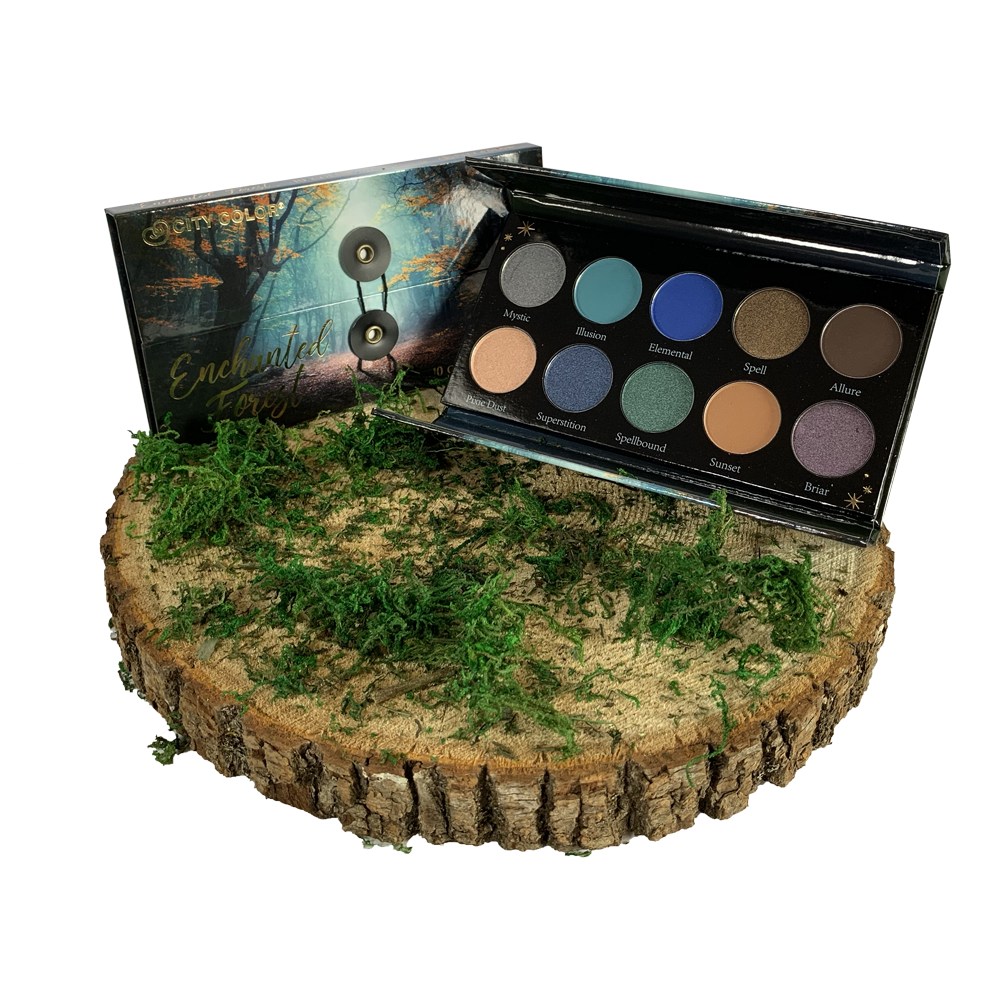 Enchanted Forest Eyeshadow Palette