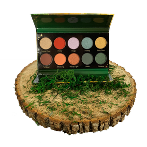 Whymsical Forest Eye shadow palette
